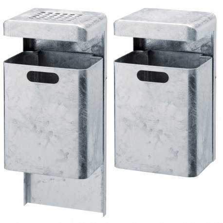 Abfallbehälter Kompakt 100