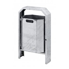 Abfallbehälter Kompakt 400