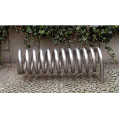 Fahrradständer Spirale