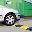 Fahrbahnschwelle aus Recycling