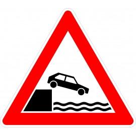Verkehrszeichen-Nr.: 101-53 Ufer