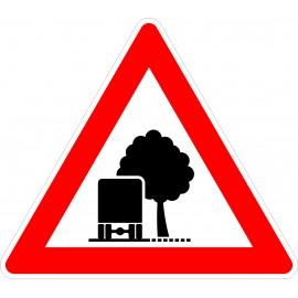 Verkehrszeichen-Nr.: 101-54 unzureichendes Lichtraumprofil