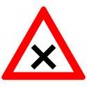 Verkehrszeichen-Nr.: 102 Kreuzung oder Einmündung