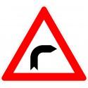Verkehrszeichen-Nr.: 103-20 Kurve rechts