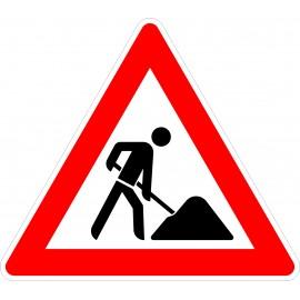 Verkehrszeichen-Nr.: 123 Arbeitsstelle
