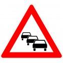 Verkehrszeichen-Nr.: 124 Stau