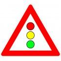 Verkehrszeichen-Nr.: 131 Lichtzeichenanlage