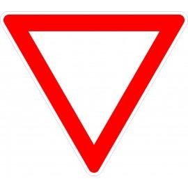 Verkehrszeichen-Nr.: 205 Vorfahrt gewähren