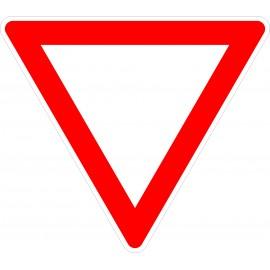 Verkehrszeichen-Nr.: 205 Vohrfahrt gewähren