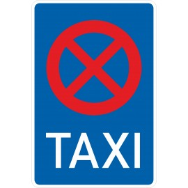 Verkehrszeichen-Nr.: 229 Taxenstand