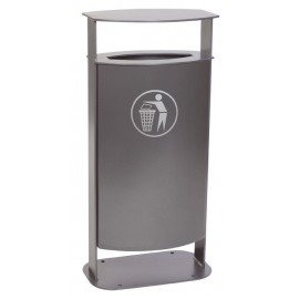 -Stand- Abfallbehälter